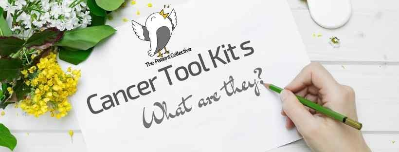 What is a Cancer Tool Kit by The Patient Collective